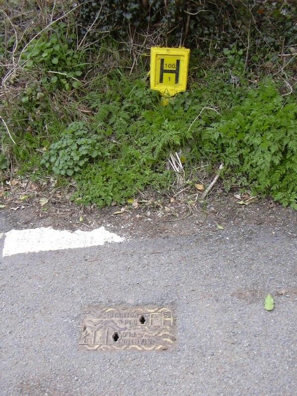 Fire hydrant UK