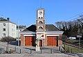 Fischamend - ehemaliges Feuerwehrhaus.JPG