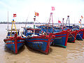 Fishing boats, Dong Hoi.jpg