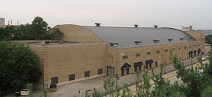 Fitzgerald Field House - Center