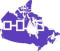 Flag map of Canada (Iroquois Confederacy Flag).png