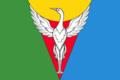 Flag of Oktyabrsky rayon (Chelyabinsk oblast).png