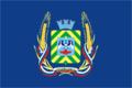 Flag of Vidnoye (1995).png