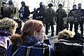 Flickr - NewsPhoto! - NATO protest Strasbourg 4-4-09 (36).jpg