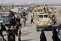 Flickr - The U.S. Army - Iraqis make Arba`iniyah trek via Airport Road.jpg