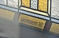 Florianikapelle Hainfeld - window inscription.jpg