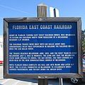 Florida East Coast Railroad Historical Marker 1.jpg