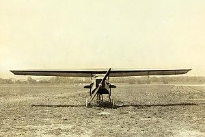 Fokker S.I - Image: Fokker S.I TW 4 V.44 front