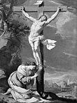 Follower of Simon Vouet - Christ on the Cross with Mary Magdalene - 1978.423 - Art Institute of Chicago.jpg