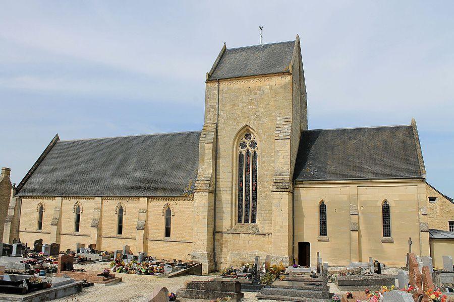 église Saint-Pierre de Fontaine-Étoupefour (Calvados)