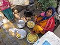 Food Preparation - Gangasagar Fair Transit Camp - Kolkata 2012-01-14 0832.JPG