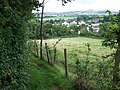 Footpath To Washford - geograph.org.uk - 1438542.jpg