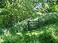 Footpath near Woodlands - geograph.org.uk - 1334545.jpg
