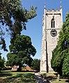 Footpath through Barrow Churchyard - geograph.org.uk - 1385254.jpg