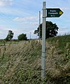Footpath to Bottesford - geograph.org.uk - 973623.jpg