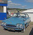 Ford Consul Capri (1963) 337NOD (29913378396).jpg