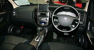 Ford Escape - Interior