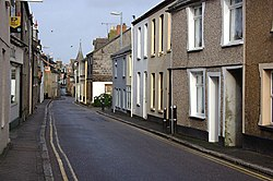 Fore Street, St Columb Major - geograph.org.uk - 1591782.jpg