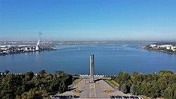 Forever with Russia monument, Izhevsk-31.jpg