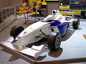 Mygale - Image: Formel BMW ADAC 2006 EMS