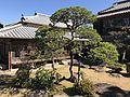 Former Residence of Nabeshima Family in Kojirokuji Area from garden 10.jpg