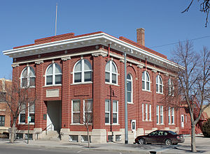 Fort Morgan, Colorado - The Fort Morgan City Hall