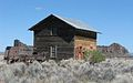 Fort Rock Museum, Belletable House 02.jpg
