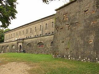 Fort of Bregille fort