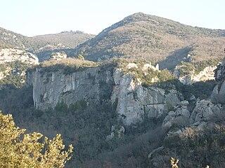Buoux Commune in Provence-Alpes-Côte dAzur, France