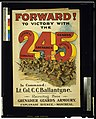 Forward! To victory with the 245 Overseas Canadian Grenadier Guards Battalion LCCN2005696927.jpg