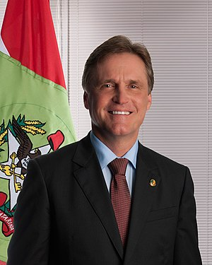 Dário Berger - Image: Foto oficial de Dário Berger