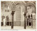 Fotografi av Sevilla. Alcázar, Interior del Salon de Embajadores - Hallwylska museet - 104789.tif