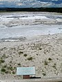 Fountain Geyser in Yellowstone DyeClan.com - panoramio.jpg