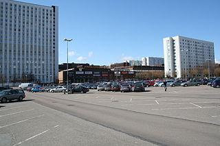 Västra Frölunda borough of Gothenburg
