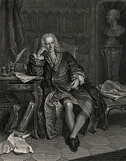 Francois Quesnay, one of the leaders of the physiocratic school of thought Francois Quesnay.jpg