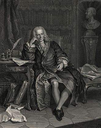 Adam Smith - François Quesnay, one of the leaders of the physiocratic school of thought