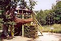 France Loir-et-Cher Festival jardins Chaumont-sur-Loire 2003 Fibres de friches 01.jpg