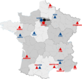 France Map French Intervention Force Police Gendarmerie 2016.png