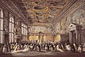 Francesco Guardi - Ceremonial Event in the Doge's Palace - 63.258 - Indianapolis Museum of Art.jpg