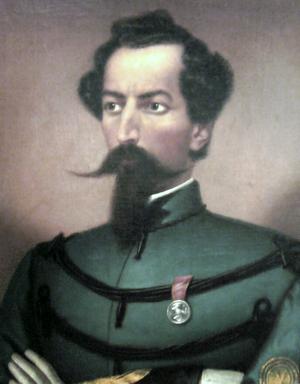 Garibaldi Legion - Francesco Nullo, general of the Garibaldi Legion