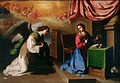 Francisco de Zurbarán, Spanish - The Annunciation - Google Art Project.jpg