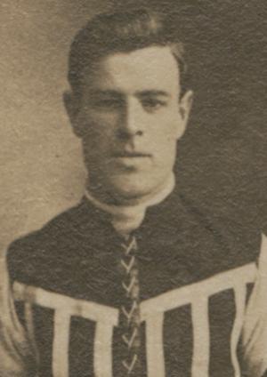 Frank Hansen (Australian footballer) - Image: Frank Hansen 1910