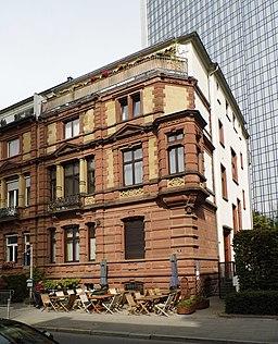 Zimmerweg in Frankfurt am Main