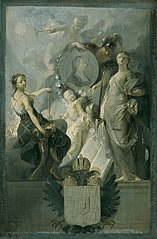 Homage to Empress Maria Theresia