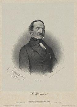 Franz Ernst Neumann by Rudolf Hoffmann 1856.jpg