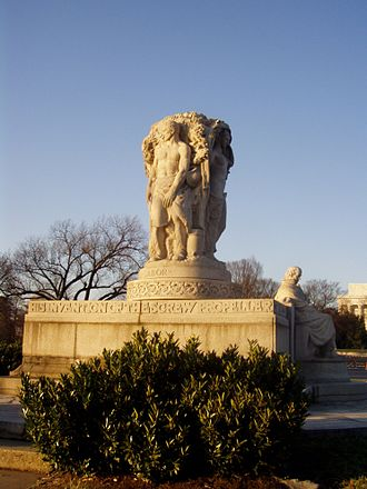 John Ericsson National Memorial - Image: Fraser Ericsson Memorial