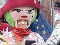 Frau im Karneval in Maastricht.jpg