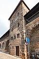 Frauentormauer 21, Mauerturm Rotes D Nürnberg 20180723 001.jpg