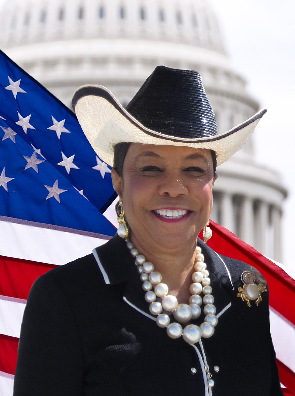 Frederica Wilson official House portrait