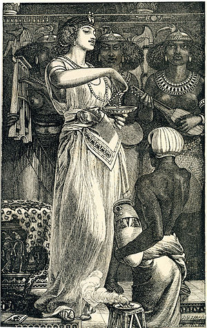 Frederick Sandys - Cleopatra.jpg